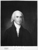 ******** James Madison, 4th President of the the United States of America, (1901). Madison (1751-1836) was president from 1809 until 1817. One of the Founding Fathers of the United States, he was the author of much of the Federalist Papers and is regarded as the primary architect of the US Constitution.