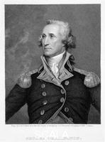 ******** George Washington, first President of the United States of America, (19th century).