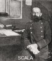 ******** Ivan Ivanowitsch Osolin, head of the station in Astapovo, where Tolstoy died