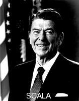 ******** Ronald Reagan (1981-89), 40th President. 1981. President and First Lady Reagan, Official White House Photographer, Government