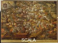 Venetian School Battle of Lepanto