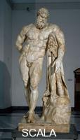 ******** Hercules Farnese, from Farnese collection