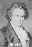 ******** Portrait of Ludwig van Beethoven, 1890