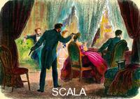 ******** Assassinat du president Abraham Lincoln (1809-1865). Fin du 19eme siecle