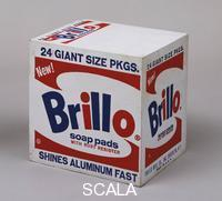 Warhol, Andy (1928-1987) Brillo Box (Soap Pads), 1964