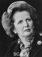 ******** Margaret Thatcher, British politician, c1975-1990.