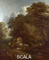 Gainsborough, Thomas (1727-1788) The Market Cart, 1786