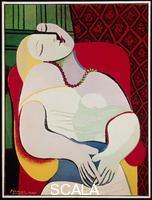 Picasso, Pablo (1881-1973) The Dream, 1932