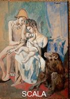 Picasso, Pablo (1881-1973) Family of Saltimbanques, 1905