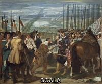 Velazquez, Diego (1599-1660) The Surrender of Breda or The Lances, 1635