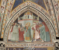 Uccello, Paolo (1397-1475) Disputation of Saint Stephen, 1435-1436