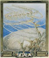 ******** So mirrored in that light from higher place, I saw on countless seats and round and round, who'ere from us have heavenwards run the race, Paradiso, Canto XXX, Divine Comedy, by Dante Alighieri (1265-1321). Illustration by Franz von Bayros (1866-1924), Vienna, 1921.