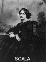 ******** Minna Wagner, born Planner, Richard Wagner's first wife, c. 1857