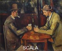Cezanne, Paul (1839-1906) The Card Players