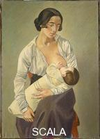 Severini, Gino (1883-1966) Motherhood
