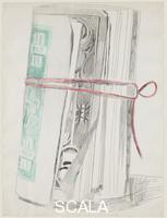Warhol, Andy (1928-1987) Roll of Bills, 1962