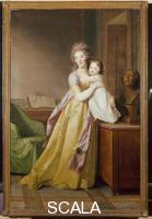 Tischbein, Johann Friederich August (1750-1812) Cornelia Adrienne countess Bose