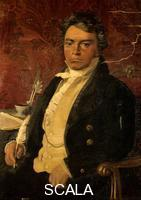 ******** Portrait of Beethoven