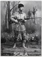 ******** Theodore Roosevelt, American soldier and politician, c. 1898