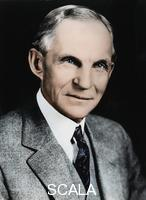 ******** Henry Ford, American engineer and automobile manufacturer, c1910-c1930.