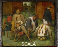 Bruegel, Pieter the Elder (1528-1569) The Cripples