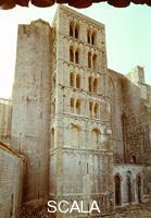 ******** View of the tower of Charlemagne