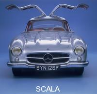 ******** 1957 Mercedes Benz 300 SL Gullwing.