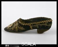 ******** Slippers, Dance, second half 18th century