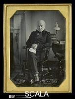 Southworth, Albert Sands (1811-1894) and Johnson Hawes, Josiah (1808-1901) John Quincy Adams, c. 1850. After Philip Haas
