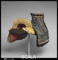 ******** Saddle, 17th to 18th century