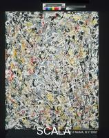 Pollock, Jackson (1912-1956) White Light, 1954