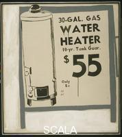 Warhol, Andy (1928-1987) Water Heater, 1960