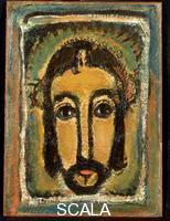 Rouault, Georges (1871-1958) Christ